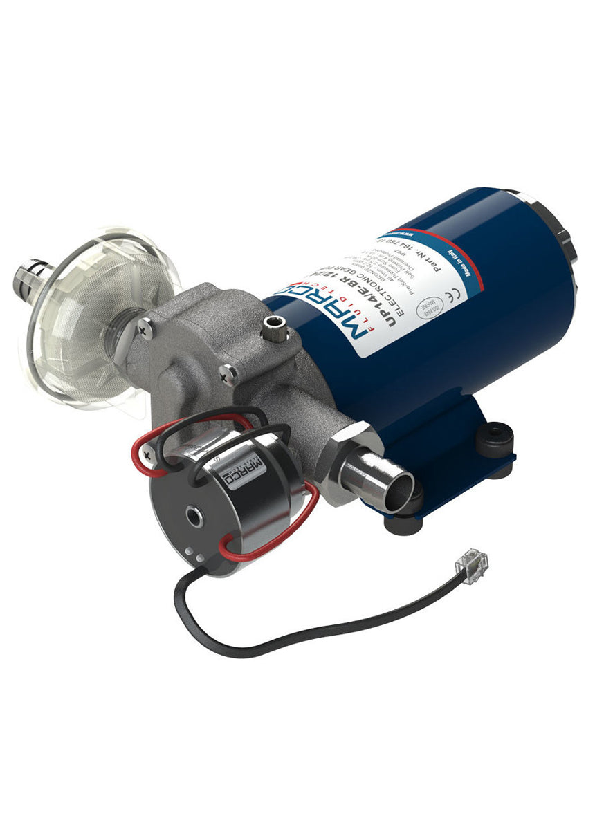 ADJUSTABLE SPEED ELECTRONIC PRESSURE PUMPS UP14/E-BR