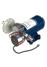 ADJUSTABLE SPEED ELECTRONIC PRESSURE PUMPS UP6/E-BR
