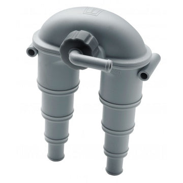 VETUS ANTI SYPHON DEVICE WITH VALVE, FOR 13/19/25/32 MM HOSE