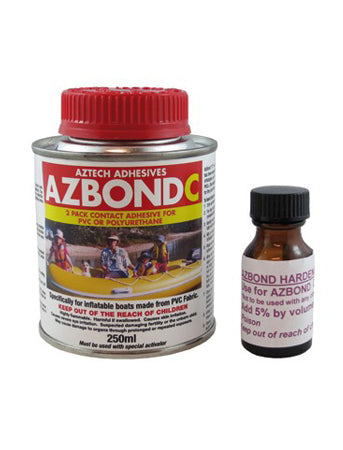 AZBOND C PVC 250ML KIT -GLUE