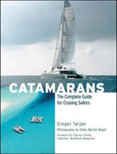 Book -  Catamarans: Complete Guide For Cruising - bosunsboat