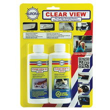 CLEAR VIEW KIT ™ - See-Through Plastics Cleaner