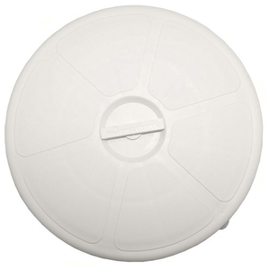 Deck Plate - Waterproof - 300mm - Round