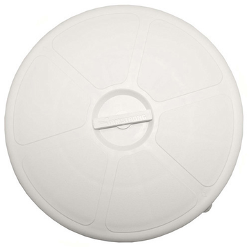 Deck Plate - Waterproof - 200mm - Round
