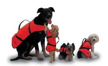 Life Jacket - DOG - XSMALL - YORKSHIRE