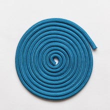 Rope - Double Braid 6mm Solid Blue- Per/Meter - bosunsboat