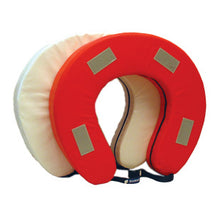 Horseshoe Float Safety Orange - bosunsboat