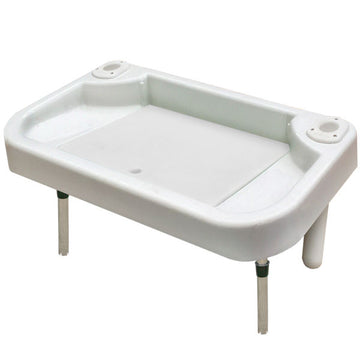 Bait Board Extra Large with integrated Sink & Rod Holders OCEANSOUTH