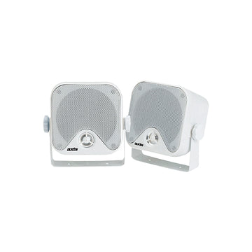 2-WAY BOX SPEAKERS - PAIR 4
