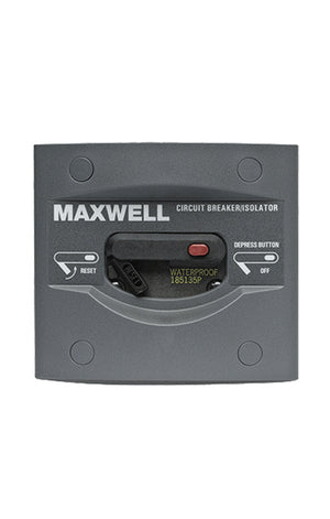 Maxwell 135 Amp 12/24-volt Windlass Circuit Breaker/ Isolator
