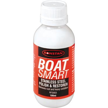 Boat Smart Stainless Steel Polish & Restorer