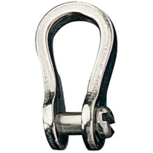 Shackle - Special Slotted Pin - RF614 - bosunsboat