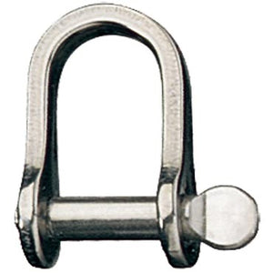 Shackle - Standard Dee 18mm Long - RF616