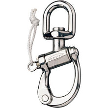 Trunnion Snap Shackle Small Swivel Ball RF6411 - bosunsboat