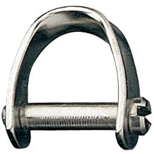 Shackle - Special Slotted Pin - RF806S - bosunsboat