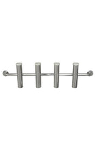 ROD HOLDERS - BOLT ON ROCKET LAUNCHER STAINLESS STEEL - bosunsboat