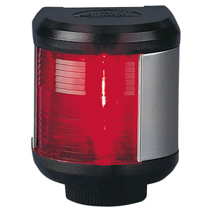 AQUA SIGNAL NAVIGATION LIGHT PORT SIDE MOUNT 24 VOLT - bosunsboat