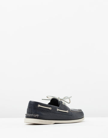 SPERRY A.O 2 EYE CORE BOAT SHOE - NAVY