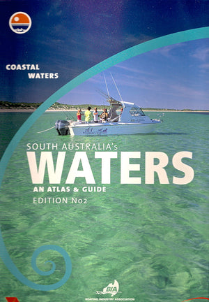 Book - South Australia's Waters - bosunsboat
