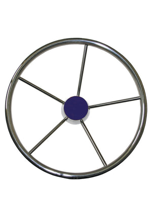 STAINLESS POWERBOAT WHEELS - bosunsboat