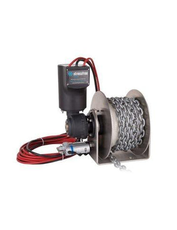 WINCH STRESSFREE NG MIDI 50 FREEFALL - 13.5ft to 26ft Boats