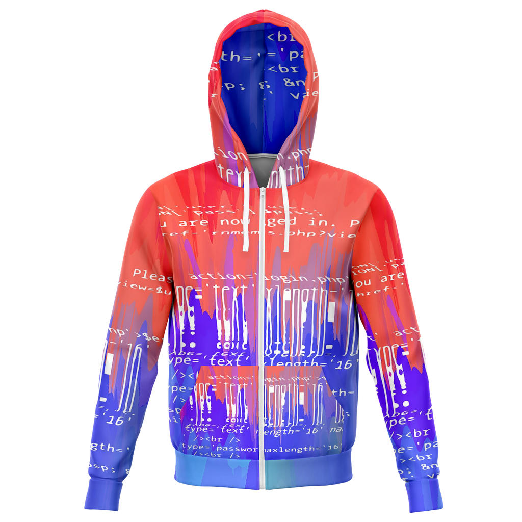 Static Void Colors Zip Hoodie