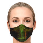 Digital City Mask