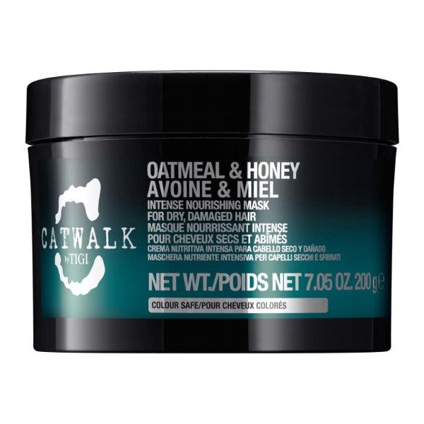 tigi catwalk Oatmeal and honey mask 6.76oz