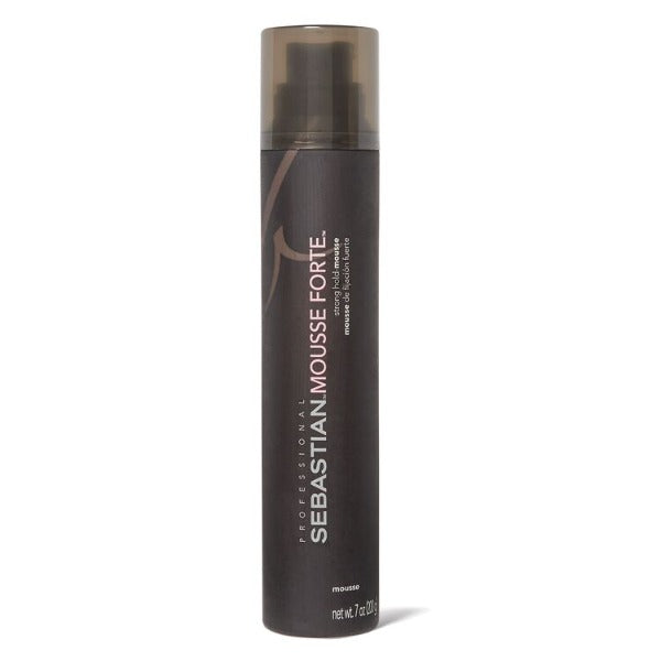 wella sebastian pro mousse forte strong hold mousse 7oz