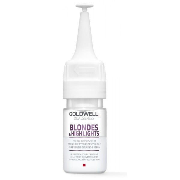 goldwell Dualsenses Blondes & Highlights Color Lock Serum 0.6oz