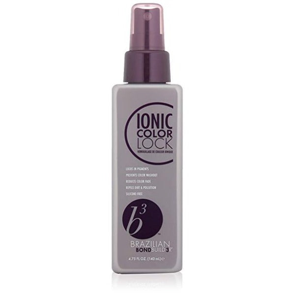 Brazilian Bond Builder Ionic Color Lock Hairspray 4.75 Oz