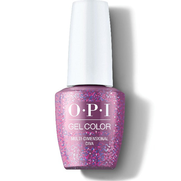 wella opi Multi-dimensional Diva Gelcolor 0.5oz