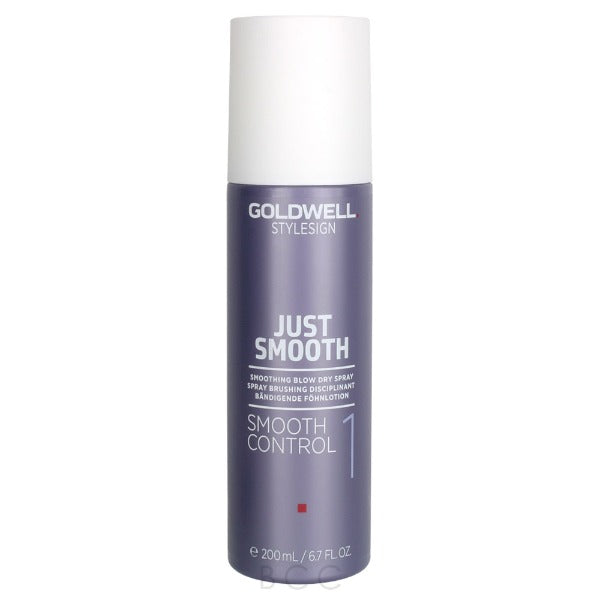 goldwell StyleSign Just Smooth Control Smoothing Blow-Dry Spray 6.7oz