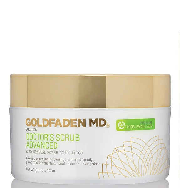goldfaden md doctors scrub advanced 3.5oz