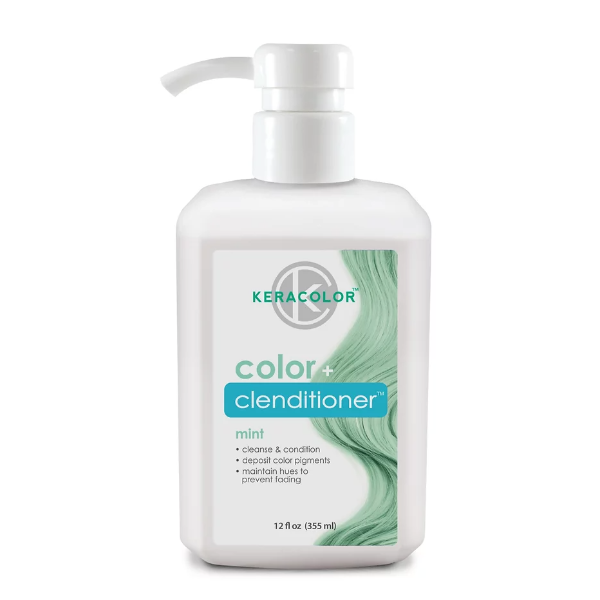 keracolor Color + Clenditioner Mint 12oz