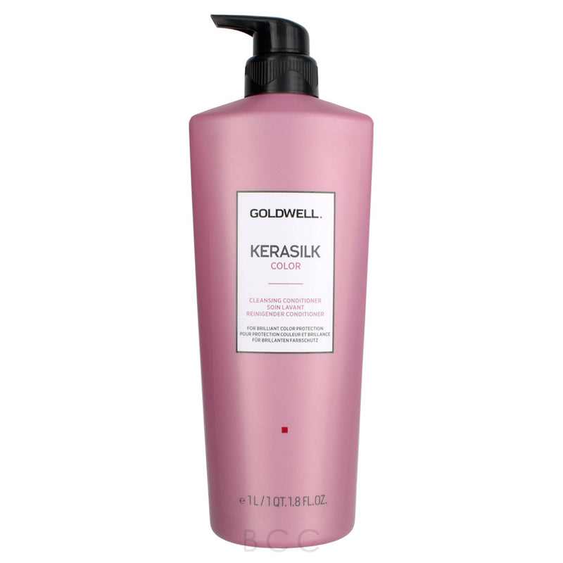 goldwell Kerasilk Color Cleansing Conditioner