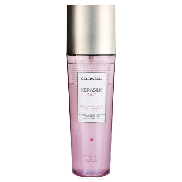 goldwell Kerasilk Color Protective Blow-Dry Spray 4.2oz