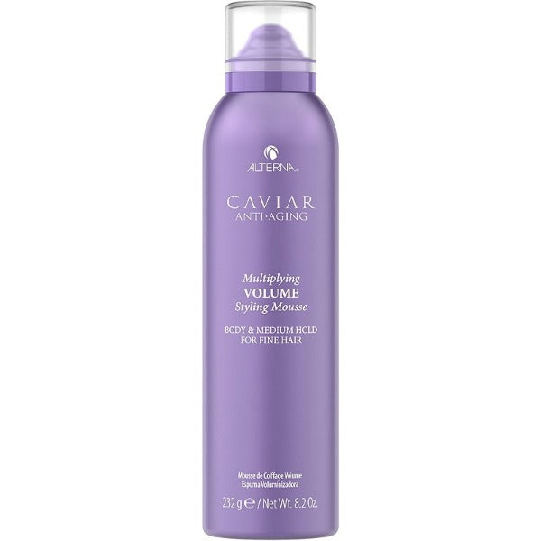 alterna CAVIAR ANTI-AGING  MULTIPLYING VOLUME STYLING MOUSSE 8.2oz