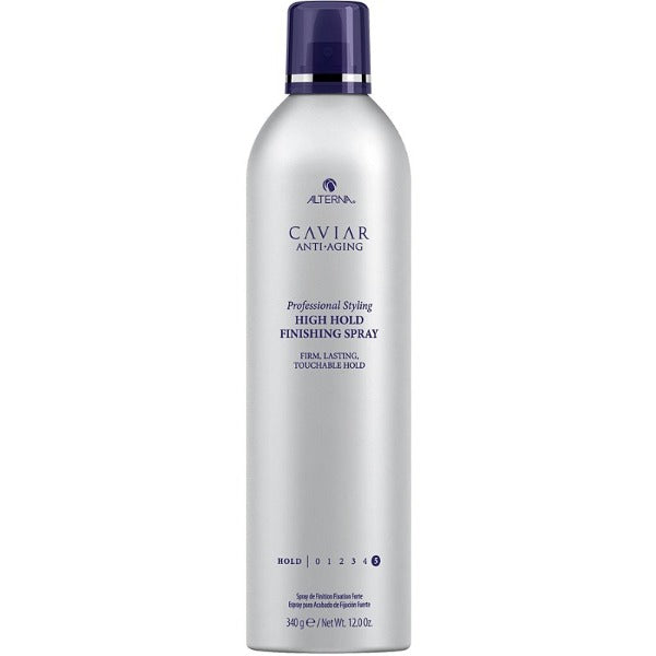 alterna CAVIAR ANTI-AGING  PROFESSIONAL STYLING HIGH HOLD FINISHING SPRAY 12oz
