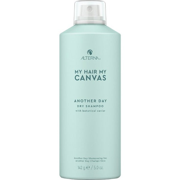 alterna MY HAIR. MY CANVAS.  ANOTHER DAY DRY SHAMPOO 5oz