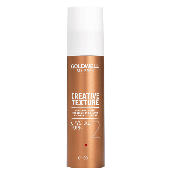 goldwell StyleSign Creative Texture Crystal Turn High-Shine Gel Wax 3.38oz