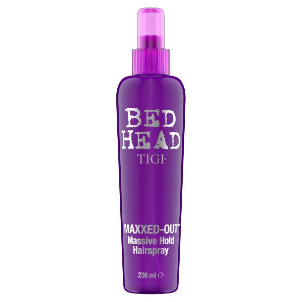 bed head Maxxed Out™ Massive Hold Hairspray 8oz