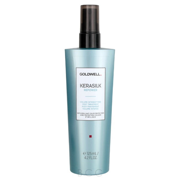 goldwell Kerasilk Repower Volume Intensifying Post Treatment 4.2oz