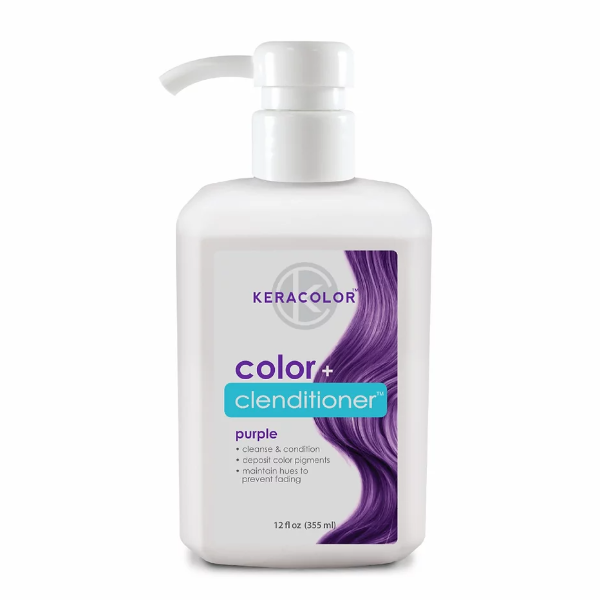 keracolor Color + Clenditioner Purple 12oz
