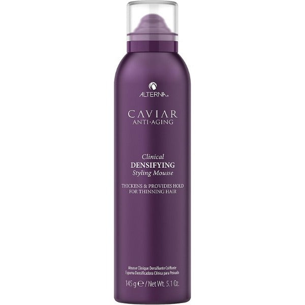 alterna CAVIAR ANTI-AGING  CLINICAL DENSIFYING STYLING MOUSSE 5.1oz