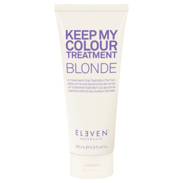 eleven australia Keep My Color treatment Blonde