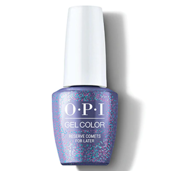 wella opi Reserve Comets for Later gelcolor 0.5oz