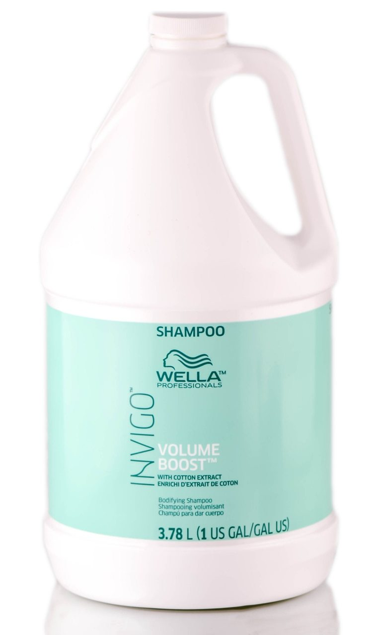 wella invigo volume boost bodifying shampoo