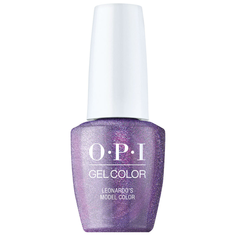 wella opi Leonardo's Model Color 0.5oz