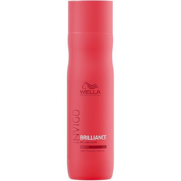 wella invigo Brilliance Color protection shampoo for coarse hair